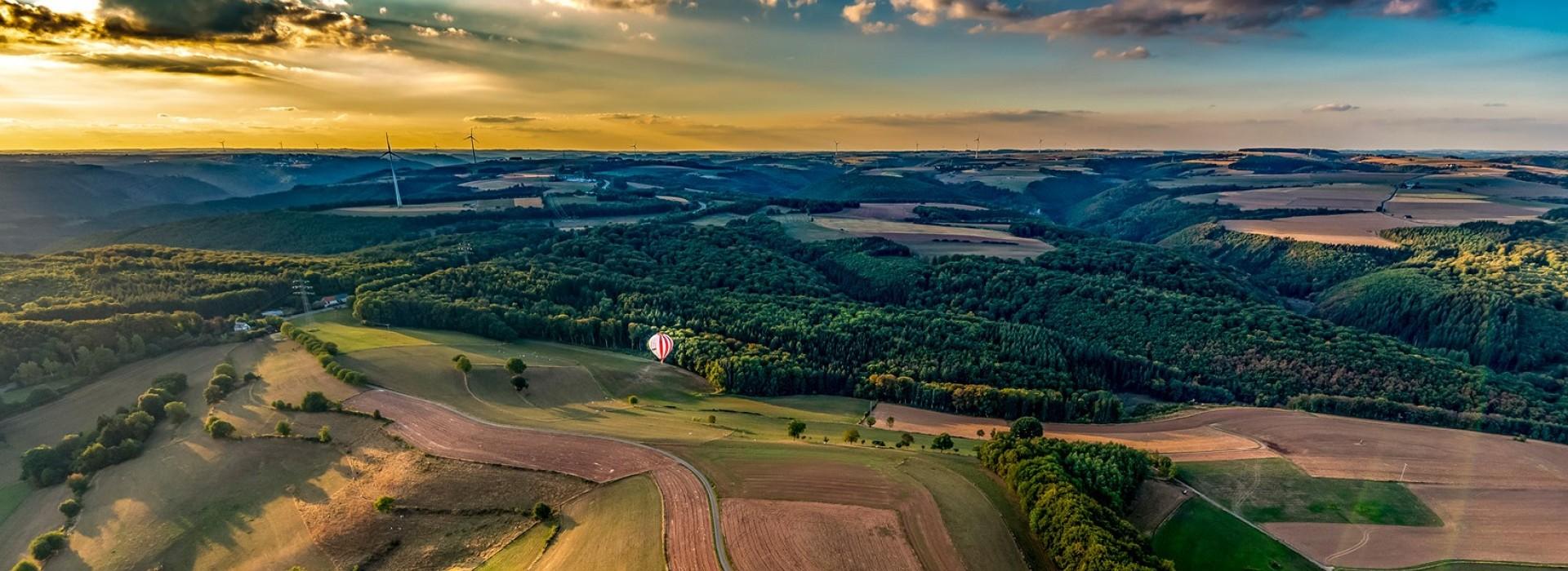 Randonnée Eislek Luxembourg