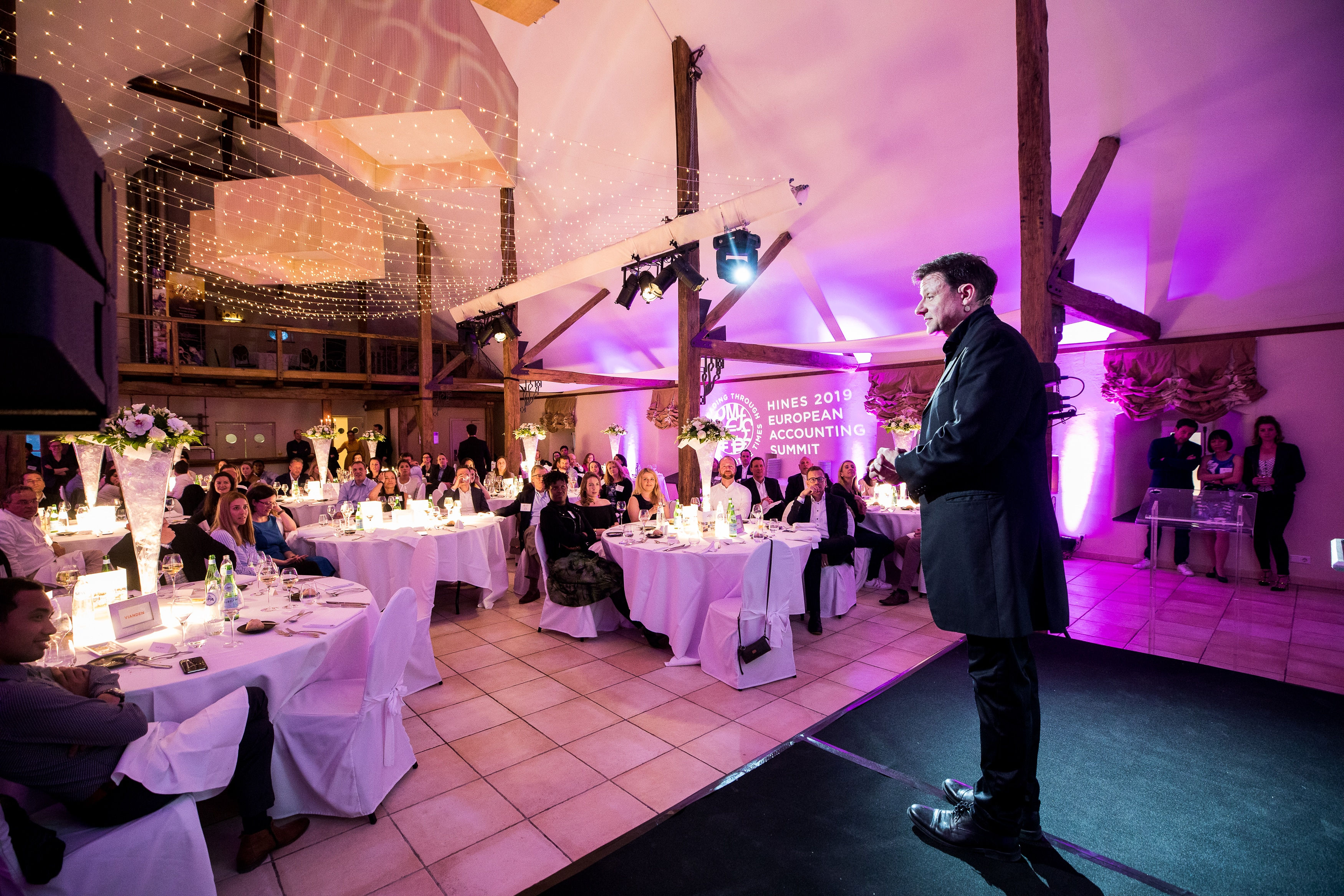 Pourquoi organiser un événement business ?