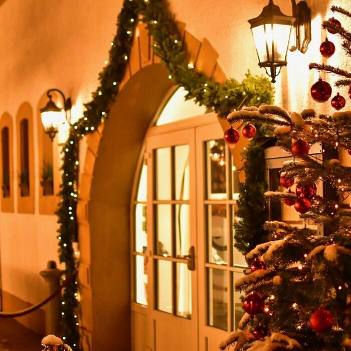 Un séjour au Château pour vos cadeaux de fin d'année