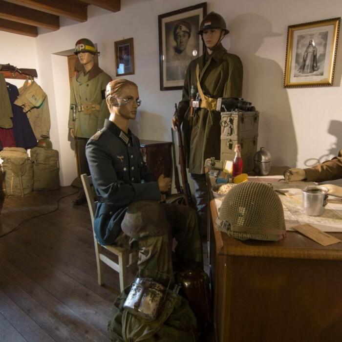 Bataille des Ardennes 44-45