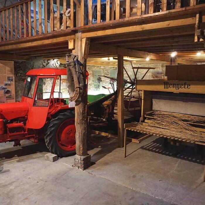 Retour à Binsfeld voir le musée rural