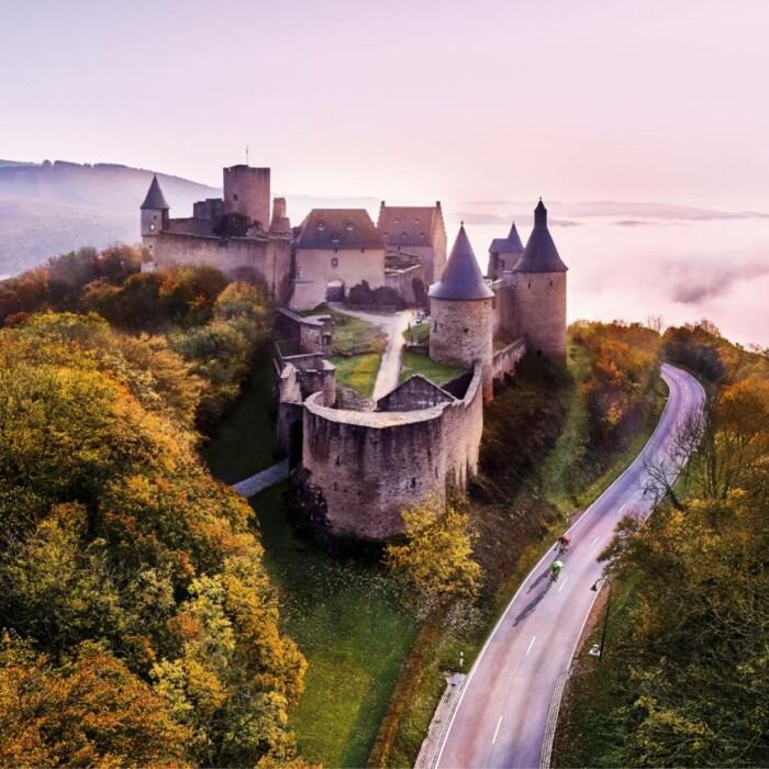 Bourscheid & son château