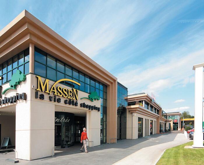 Shopping Center Massen