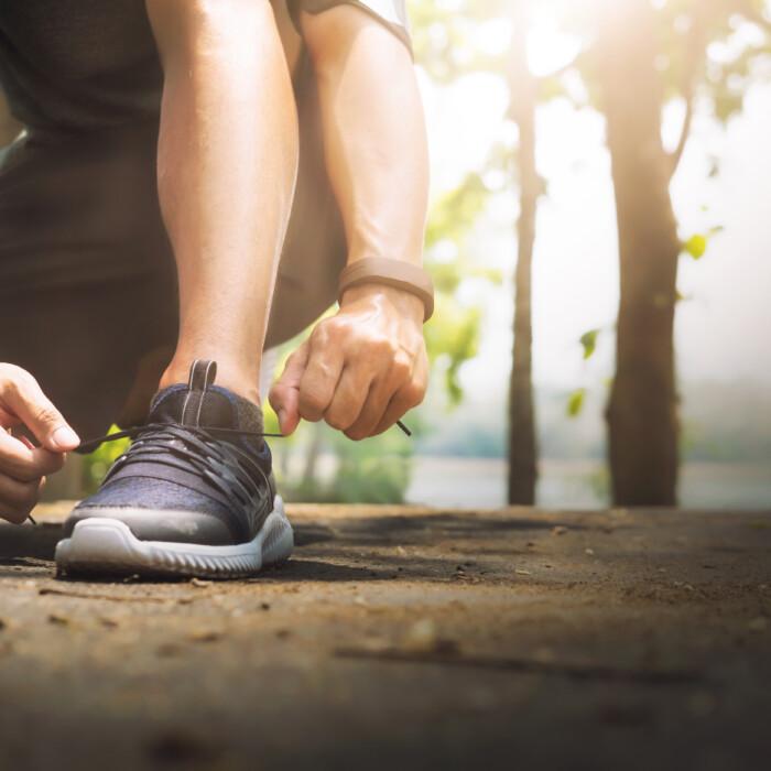 Running et marche