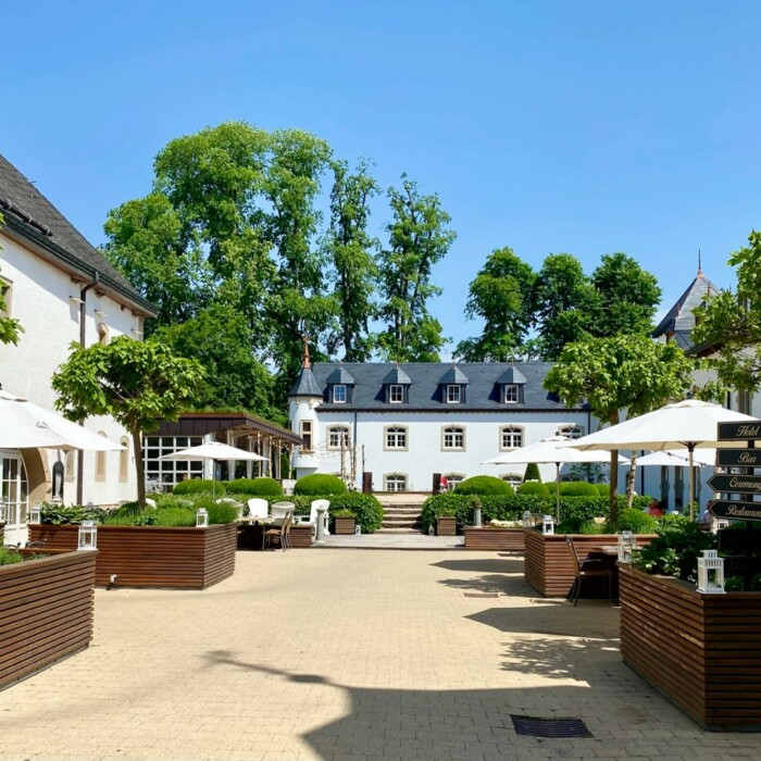 Staycation au Château d'Urspelt