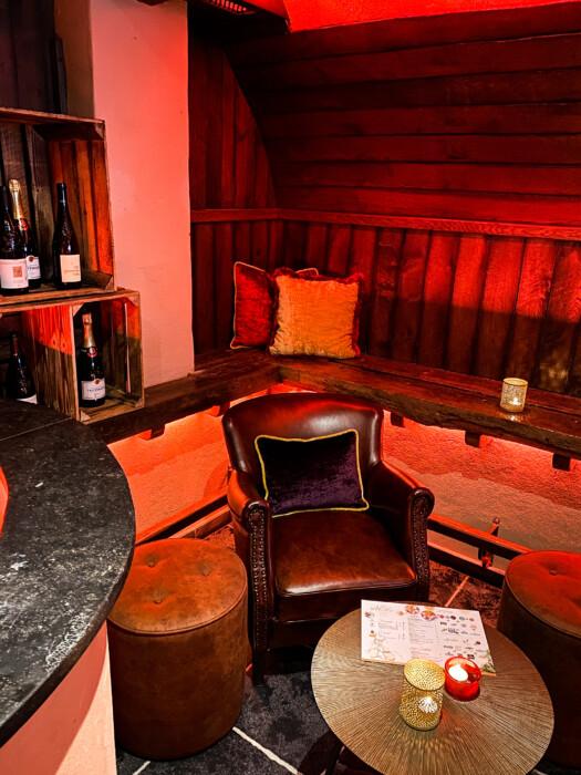 Notre U-Lounge Bar rénové !
